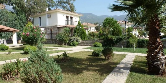 2 Bedroom Ground Floor Apartment – Hisaronu