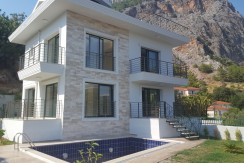 Brand New 4 Bathromm 4 Bedroom Villa For sale in Göcek