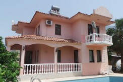 4+1 Private Dublex Villa