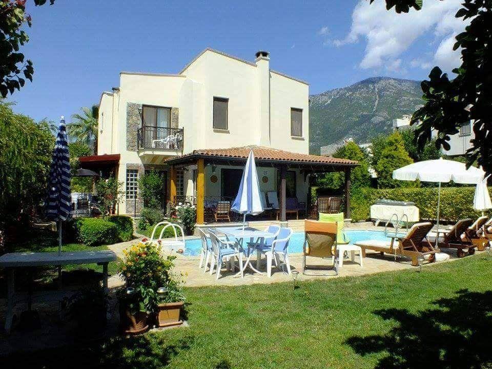 Holiday and Longterm rental villa in Fethiye Ölüdeniz