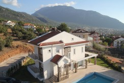 4 Bedroom 4 Bathroom Luxury Villa in Fethiye Ovacık