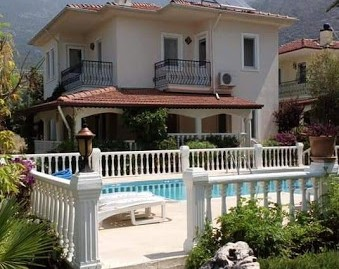 5 Bedroom 3 Bathroom Villa for Holiday rentals – Fethiye Ovacık