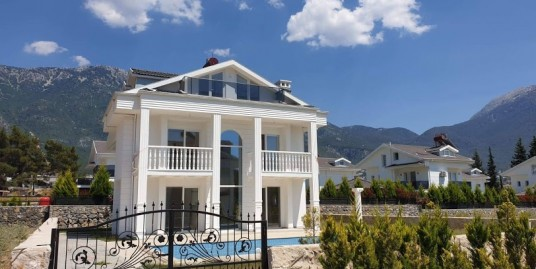 4 Bedroom, 4 Bathroom Villa no furniture – Fethiye Ovacık valley