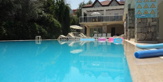 2 bedroomed fully furnished apartment Fethiye, Ovacik