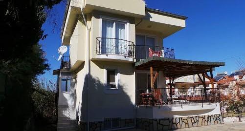 4 Bedroom 4 Bathroom Duplex Villa – Fethiye, Ovacık