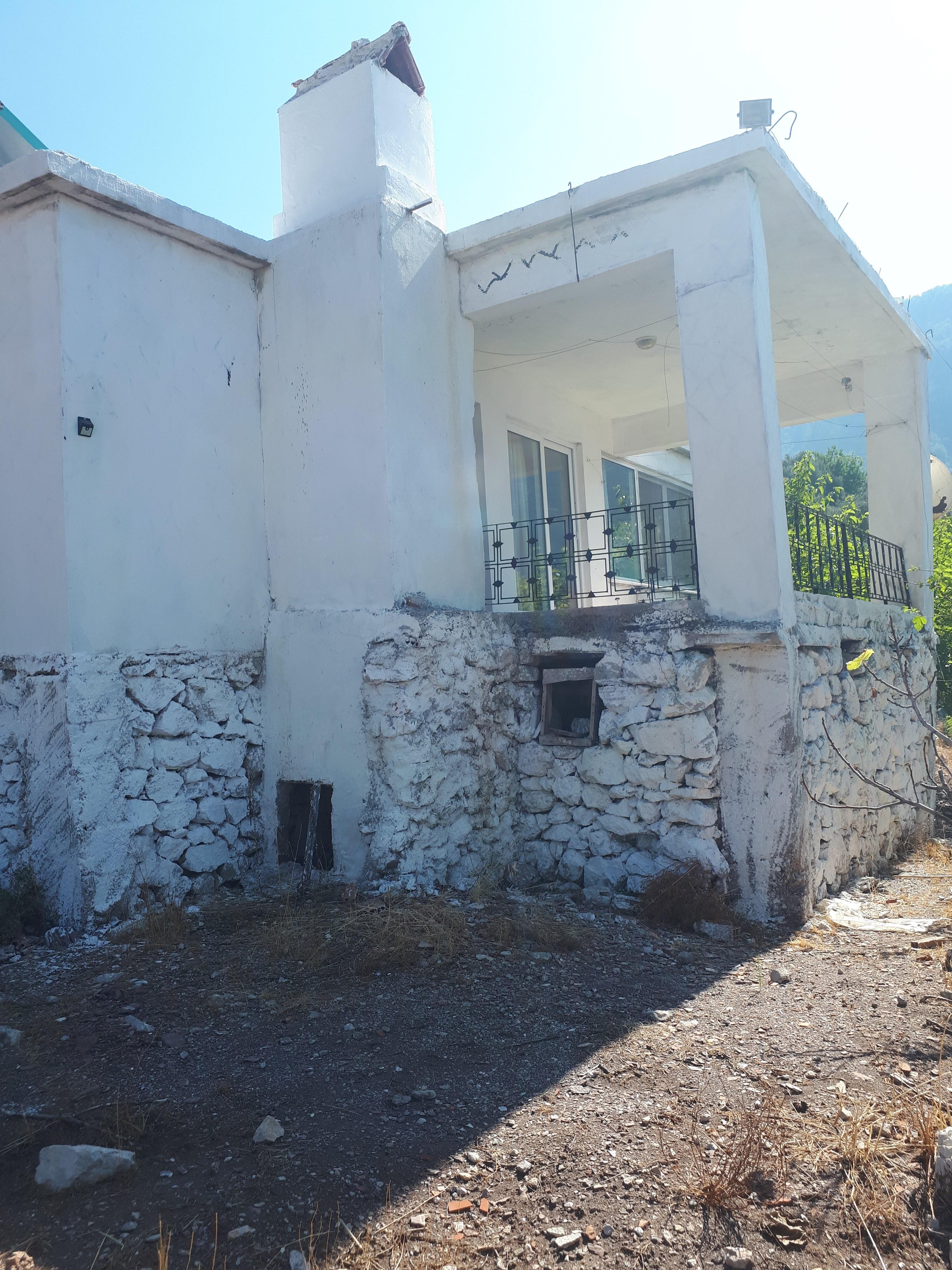 2 bedroomed traditional Turkish house -Fethiye, Ölüdeniz Faralya Kirme area