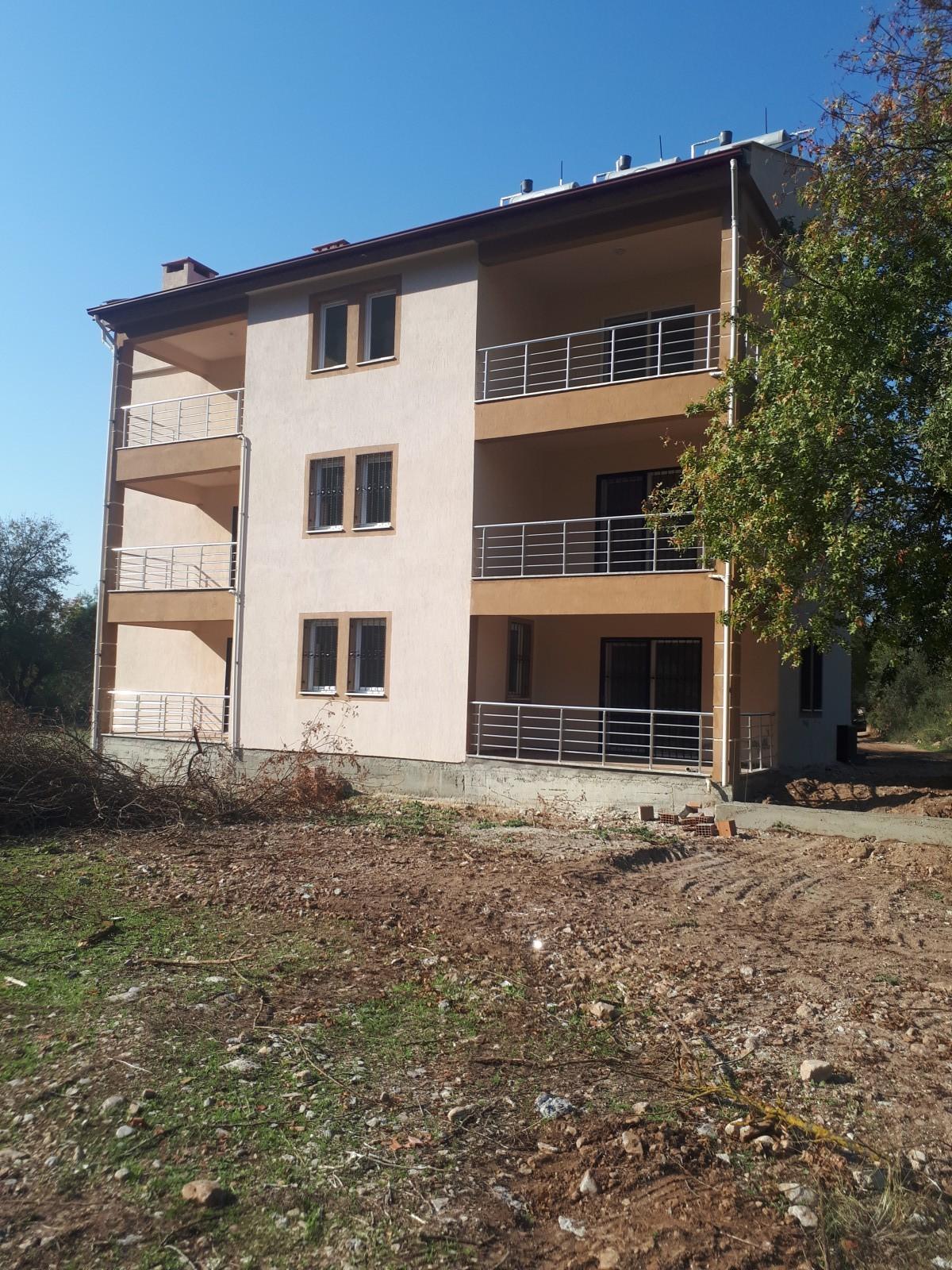 3 Bedroom unfurnished apartment -Fethiye, Kayaköy