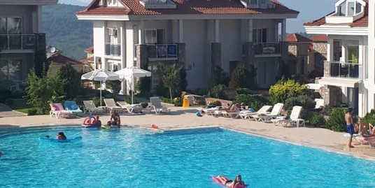 2 Bedroom Fully furnished Duplex Apartment – Fethiye, Ovacik