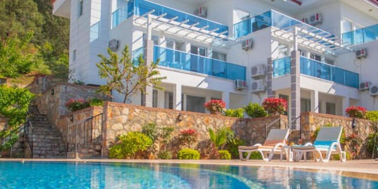 2 Bedroom fully furnished Modern Duplex Apartment – Fethiye, Ovacik