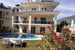 4 Bedroomed 4 Bathroom 2 Kitchens PRİVATE FOURLEX VİLLA -Fethiye, Ovacik
