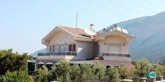 5 Bedroomed 4 Bathroom Triplex Fully furnished Modern Villa- Fethiye, Ovacık