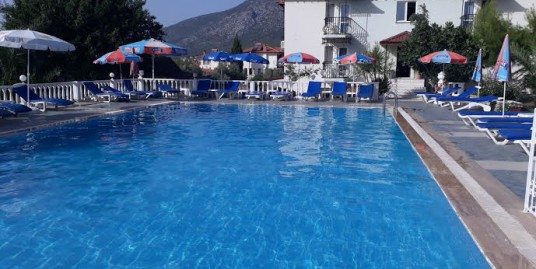 Hotel for Sale – 25 Rooms and 9 Apartments – Fethie, Ovacik