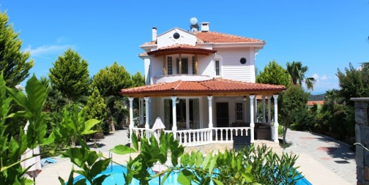 3 Bedroom 3 Bathroom  Villa for long Term Rent -Fethiye, Ovacık
