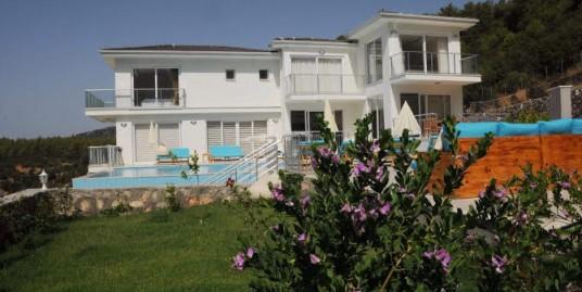 6 Bedroom 5 Bathroom  DeLux Villa – Fethiye, Ovacık