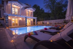 4 Bedroom DeLux Fully furnished Private Triplex Villa – Fethiye, Ovacık