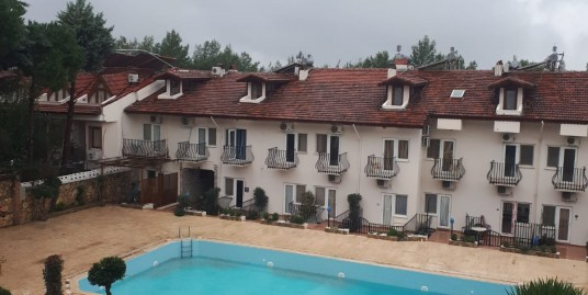 2 Bedroom Affordable fully furnished Apartment for SALE – Fethiye, Ölüdeniz