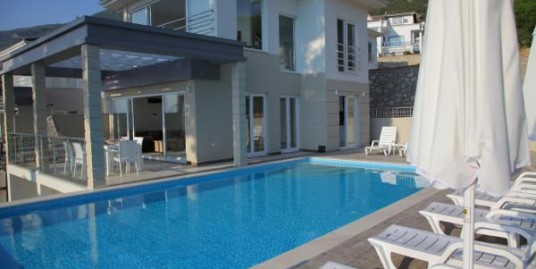 4 Bedroom 3 Bathroom fully Furnished Triplex Villa – Fethiye, Ovacik