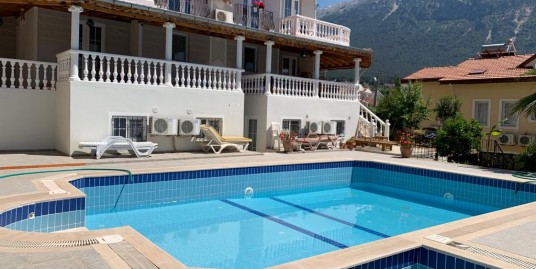 4 Bedroom 3 Bathroom Fully Furnished apartment for Sale – Fethiye, Ovacik