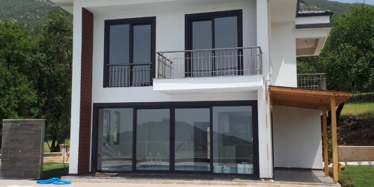 4 Bedroom 3 Badroom Brand New Unfurnished Villa – Fethiye, Ovacik