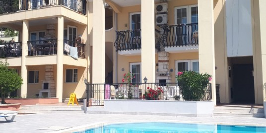 3 Bedroom 2 Bathroom Duplex Apartment in the Modern Complex – Fethiye, Ovacik