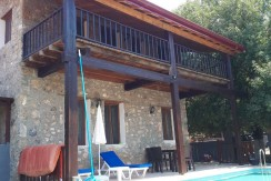 1 Bedroom 1 Bathroom Duplex Bungalow – Fethiye, Kayakoy
