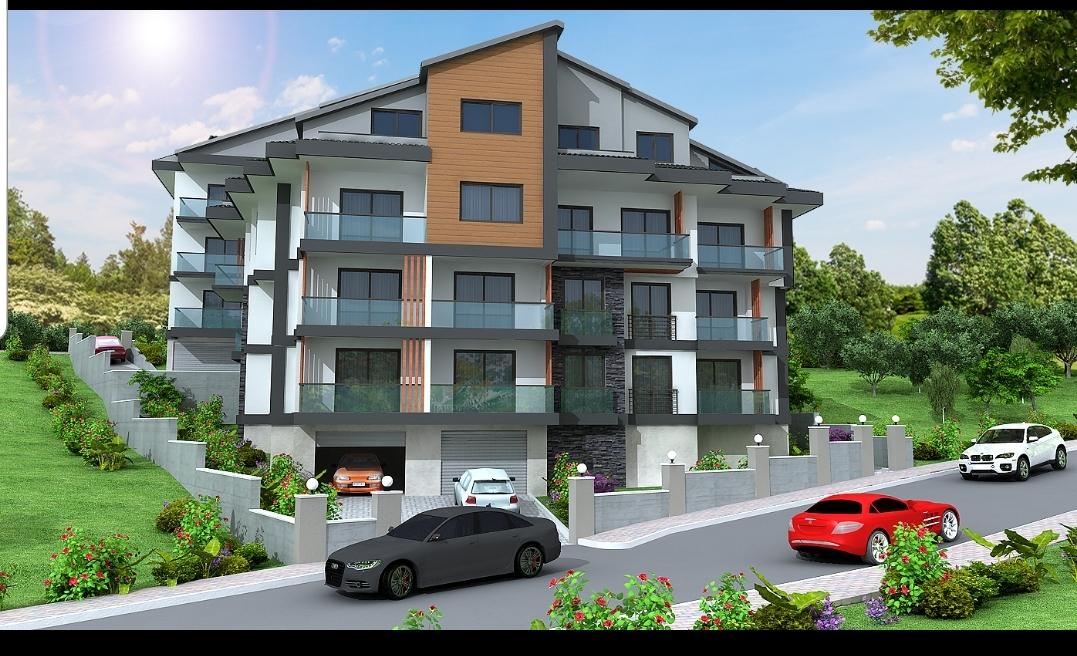 Brand New 4 Bedroomm 3 Bathroom Duplex Apartment – Fethiye