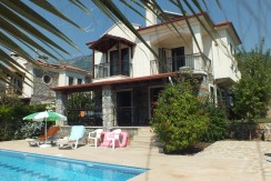 3 bedroomed 3 bathroom  furnished duplex villa – Fethiye, Ovacik