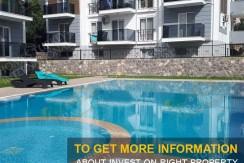 3 Bedroom 2 Bathroom Brend New Duplex Apartment – Fethiye, Ovacik