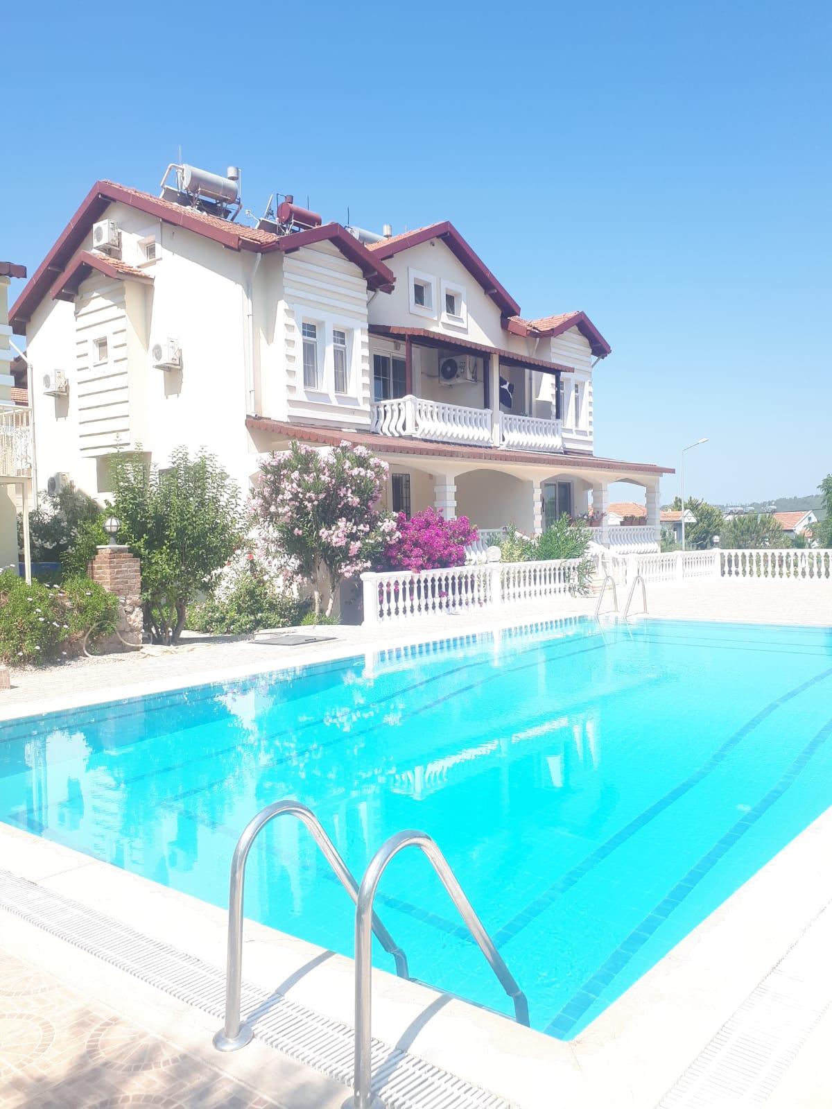4 Bedroom Fully furnished Duplex Apartment – Fethiye, Ovacik
