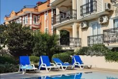 3 Bedroom 2 Bathroon Modern Duplex Apartment – Fethie, Ovacik