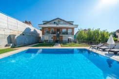 For sale 3 bedroomed 2 bathroom brand new fully furnished dublex apartment – Fethiye, Ovacik