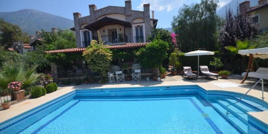 Amazing 3 bedroomm 3 bathroom private duplex villa – Fethiye,  Ovacik