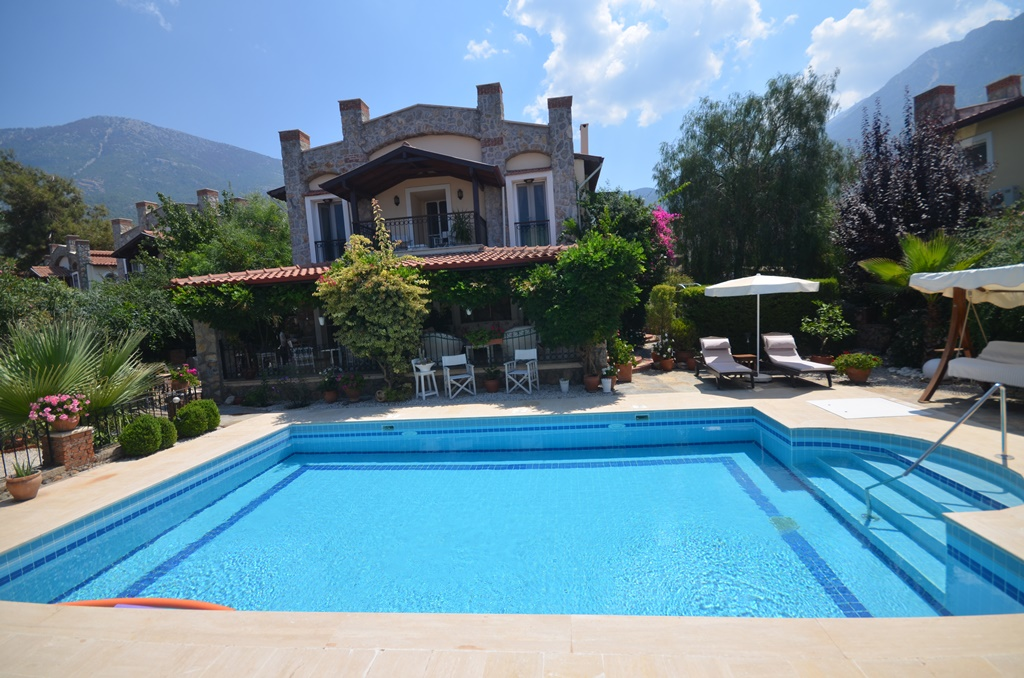 Amazing 3 bedroomm 3 bathroom private duplex villa – Fethiye,  Ovacik